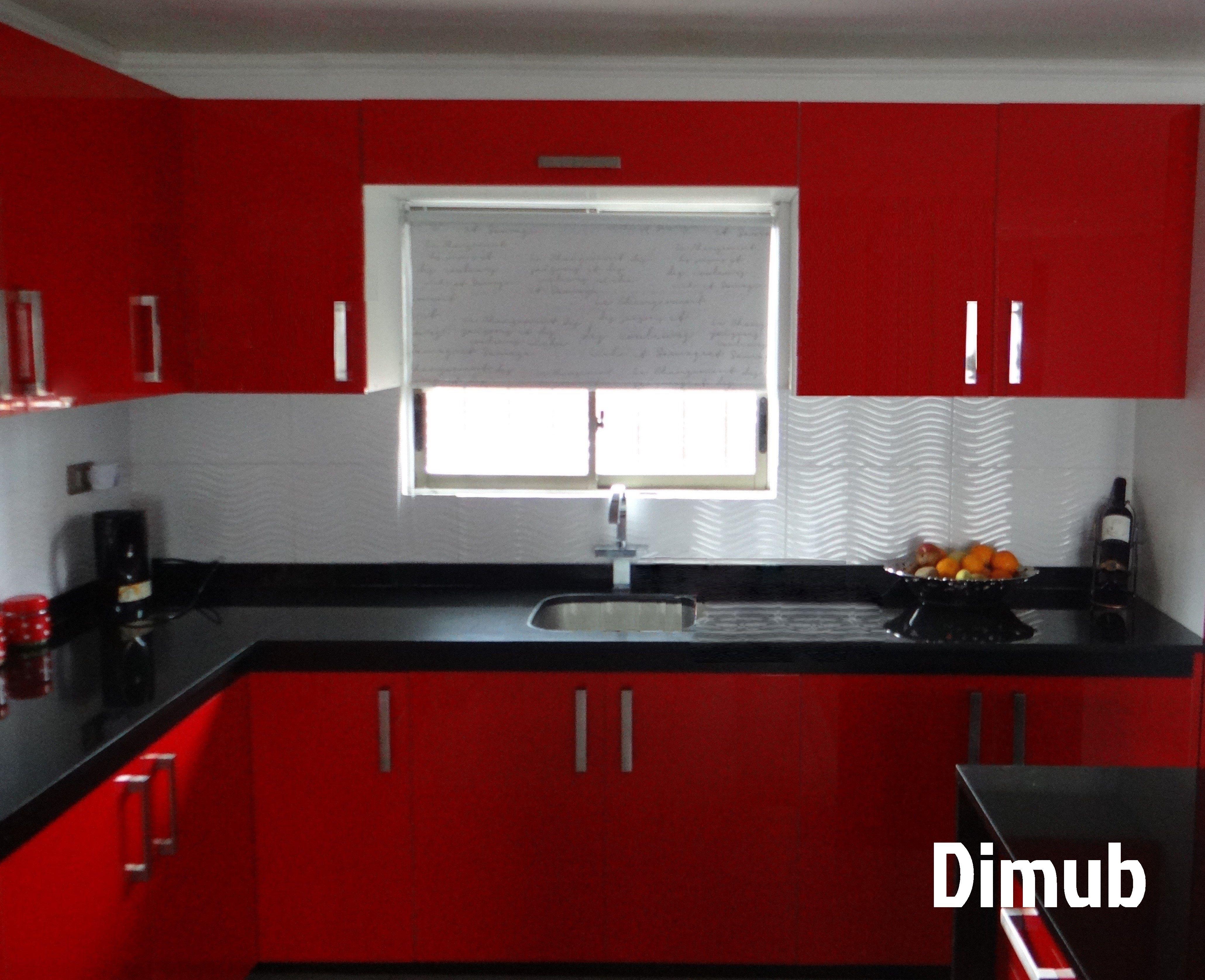 Cocina Disenada Y Fabricada Por Dimub Muebles De Cocina Cocinas De Casa Muebles De Carpinteria