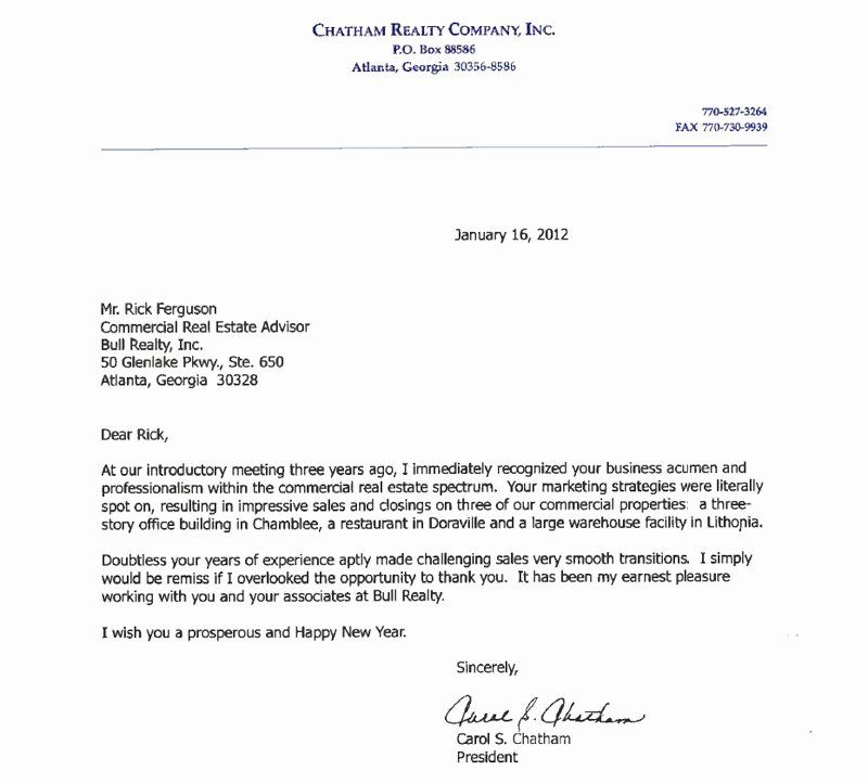 Letter of representation sample attorney new