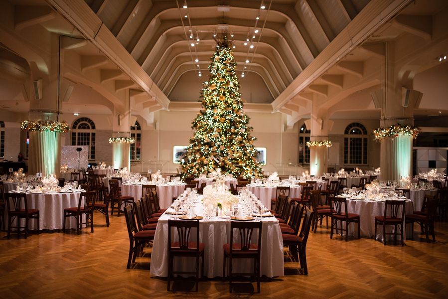 The Venue Henry Ford At Christmas