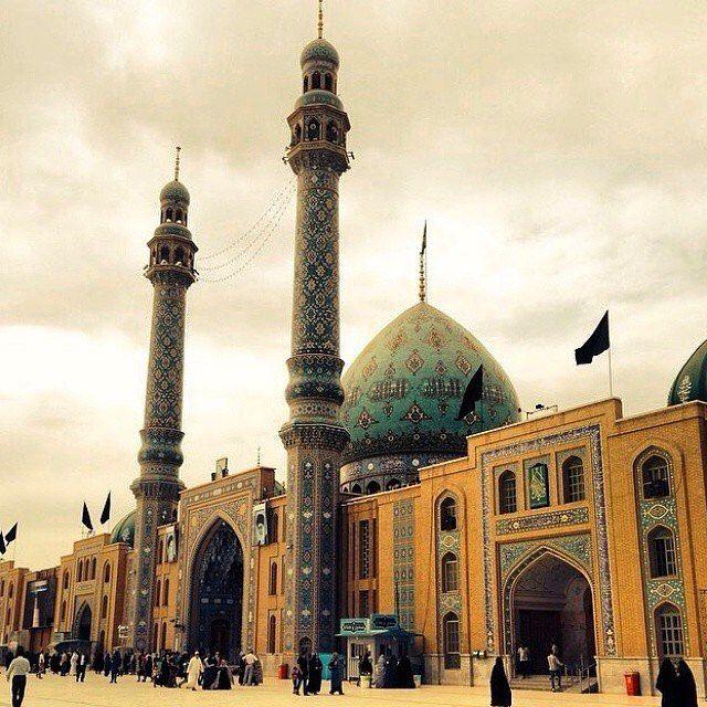 مسجد جمكران شبكة الإحقاقي الثقافية Shia Islam Islamic Art Islamic Architecture