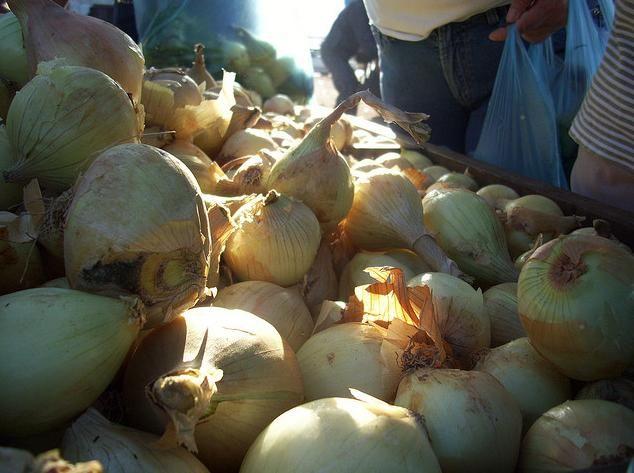 Receta sabrosa y saludable de Cebollas Rellenas. 3 Recetas Diferentes