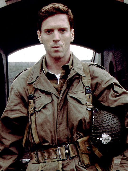 Damien Lewis as Richard Winters | Band of brothers ...