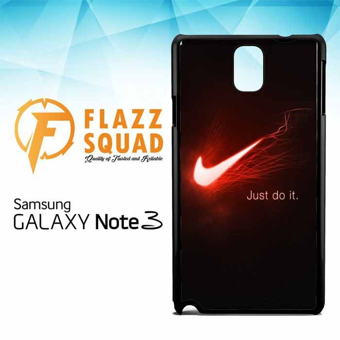 nike 3d wallpaper X4603 Samsung Galaxy Note 3 Case