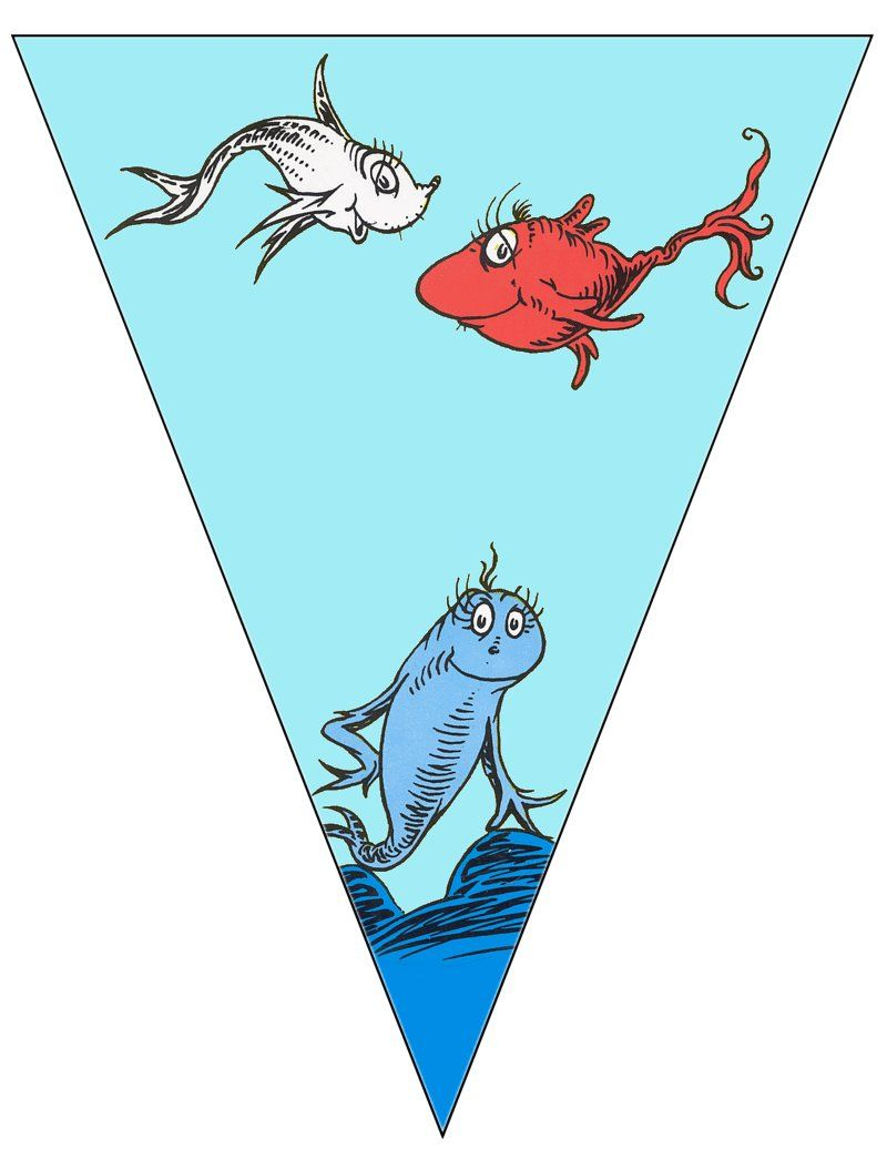 Free Printable Dr Seuss Banner Free To Use And Free
