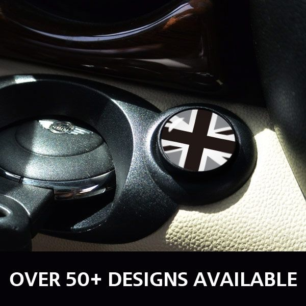 The Mini Cooper Is Simply More Fun As A Convertible: ENGINE STARTER BUTTON For MINI COOPER