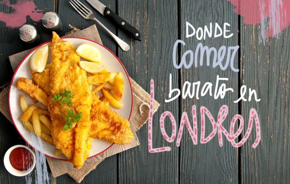 10 Restaurantes Donde Comer Barato En Londres Comer En Londres Restaurantes En Londres Restaurantes De Comida