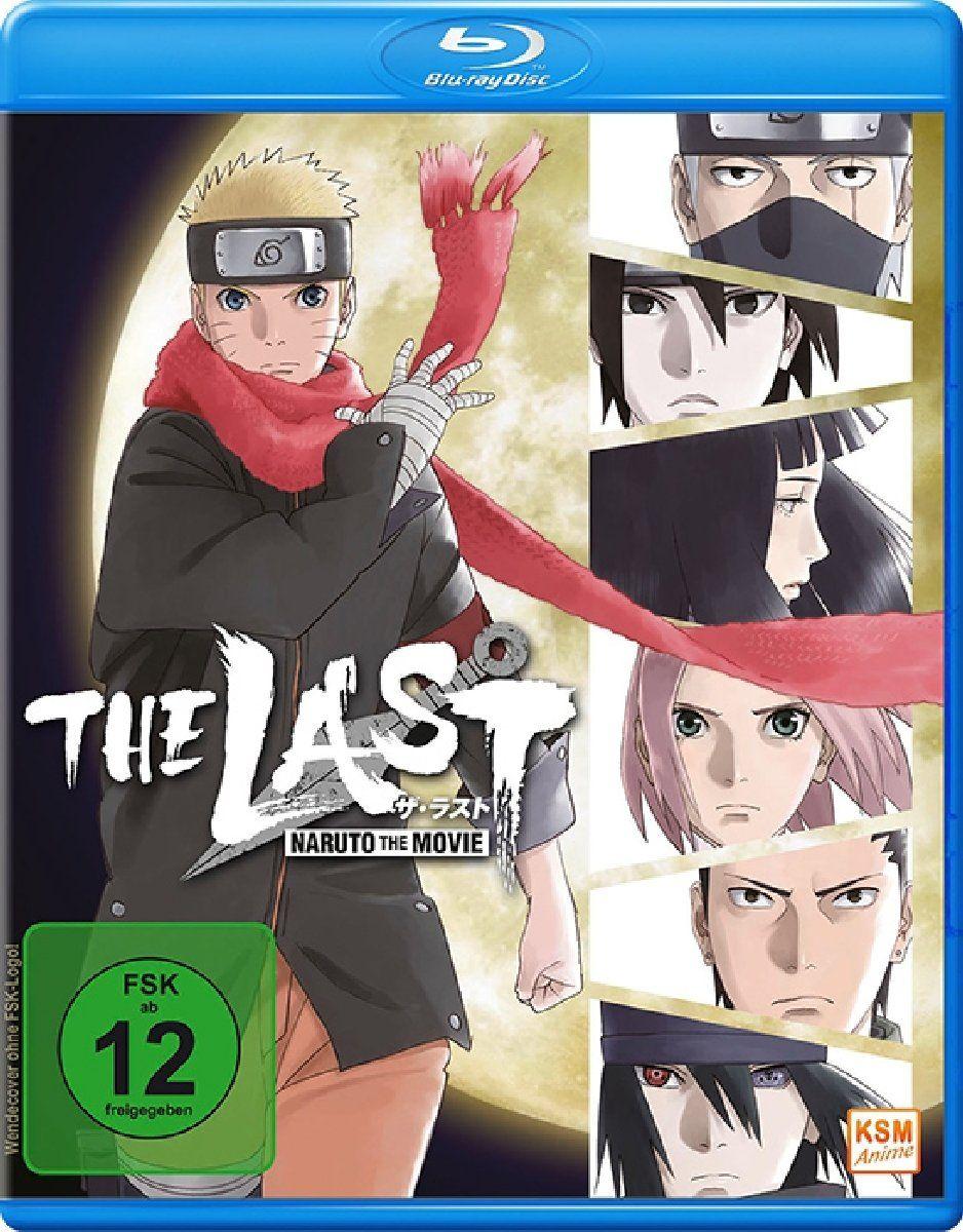 The Last Naruto The Movie Bluray Francia Bluray