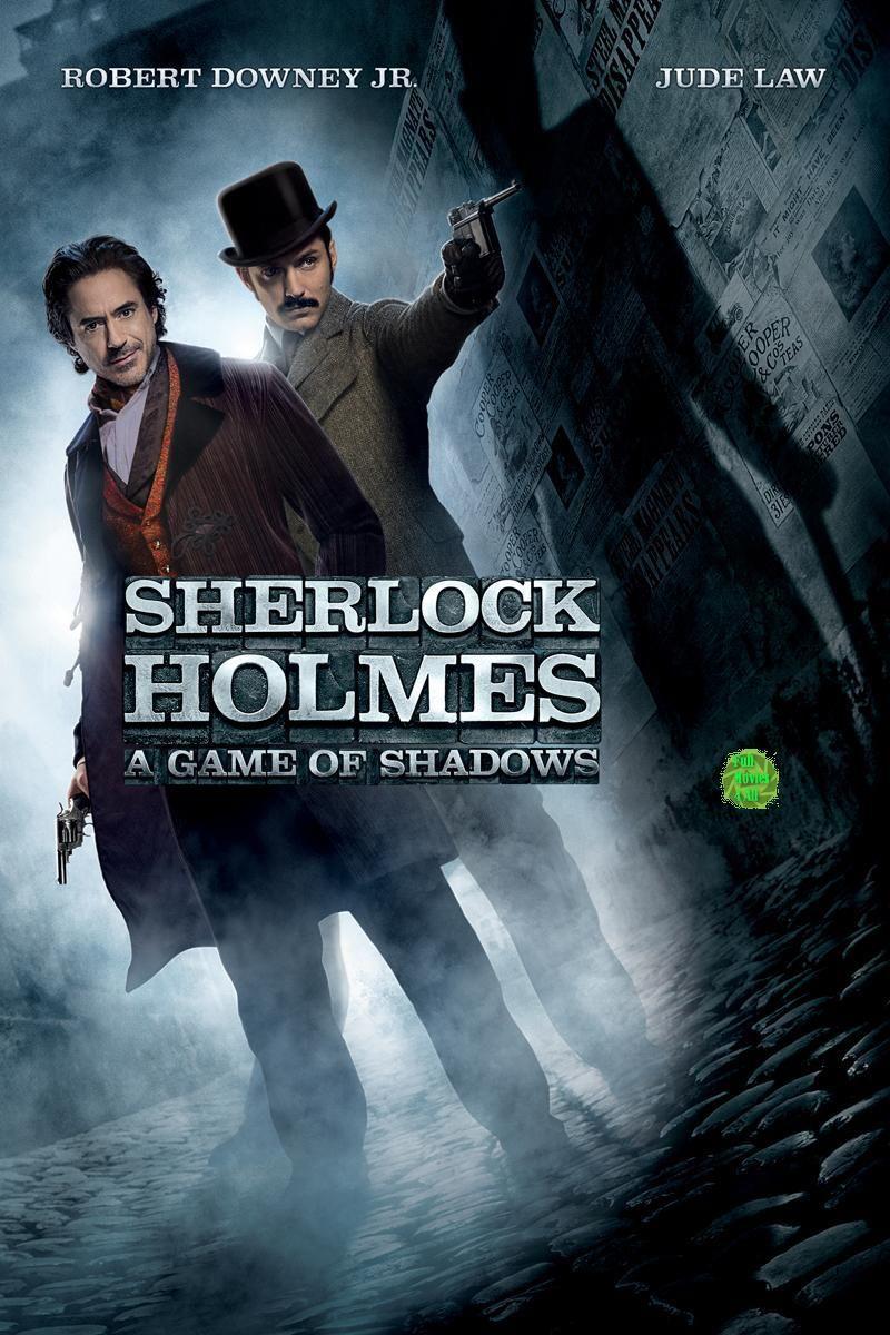 Sherlock Holmes 2011 Dual Audio BRRip Download
