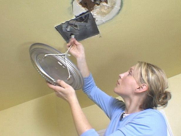 How to Replace an Exhaust Fan | Home repair, Bathroom vent ...
