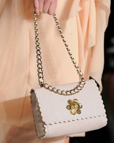 1963f80da7 Mulberry light berry cream Cecily with flower bag | Handbags | Bags ...