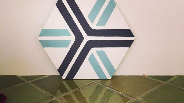 mosaic del sur pour mes carreaux de ciment carreaux. Black Bedroom Furniture Sets. Home Design Ideas