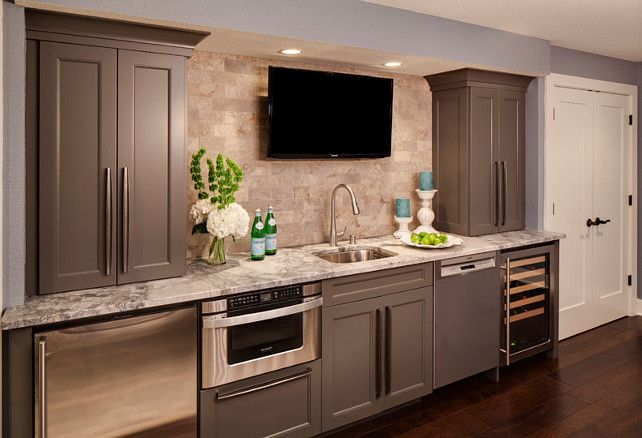 gray cabinet paint color sherwin williams sw 7047 on basement bar paint colors id=76430