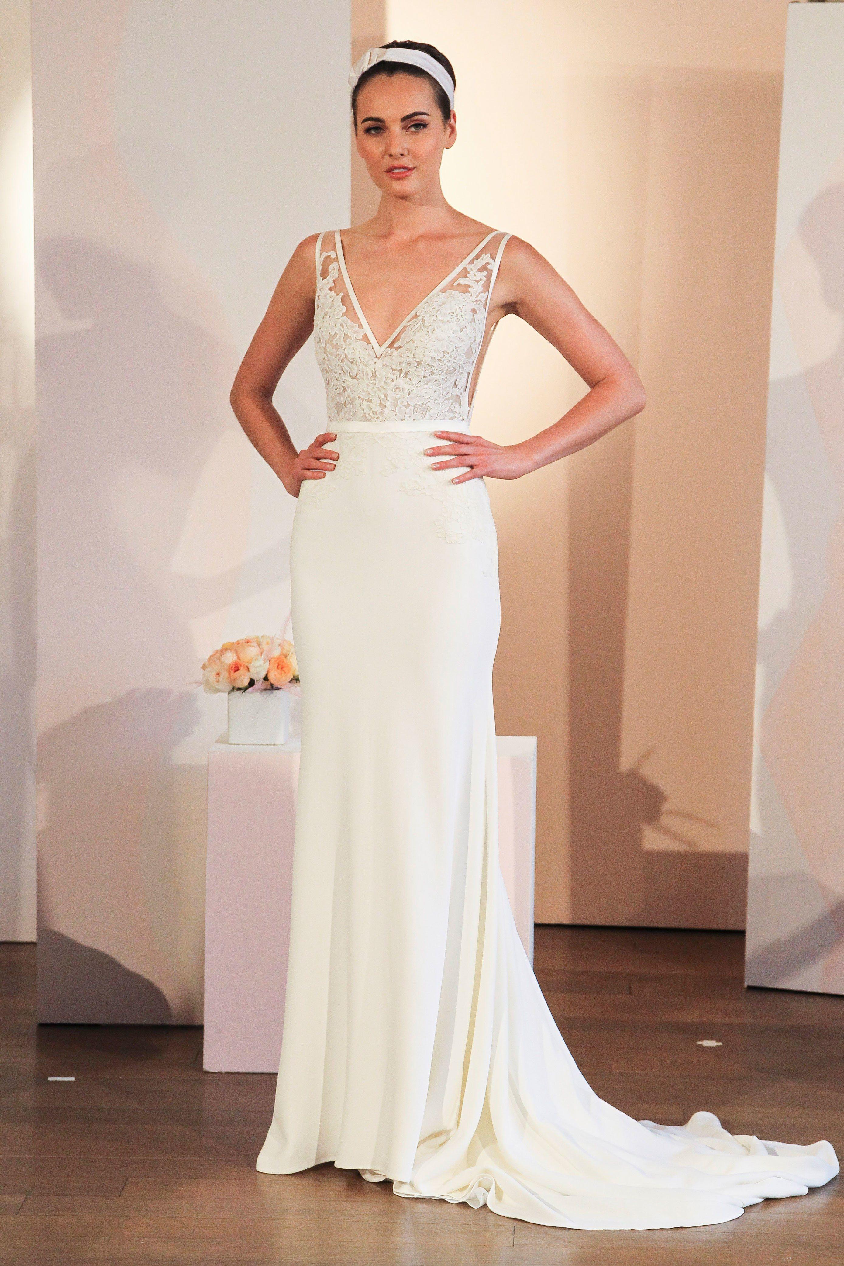 Inbal dror wedding dress 2018 movies