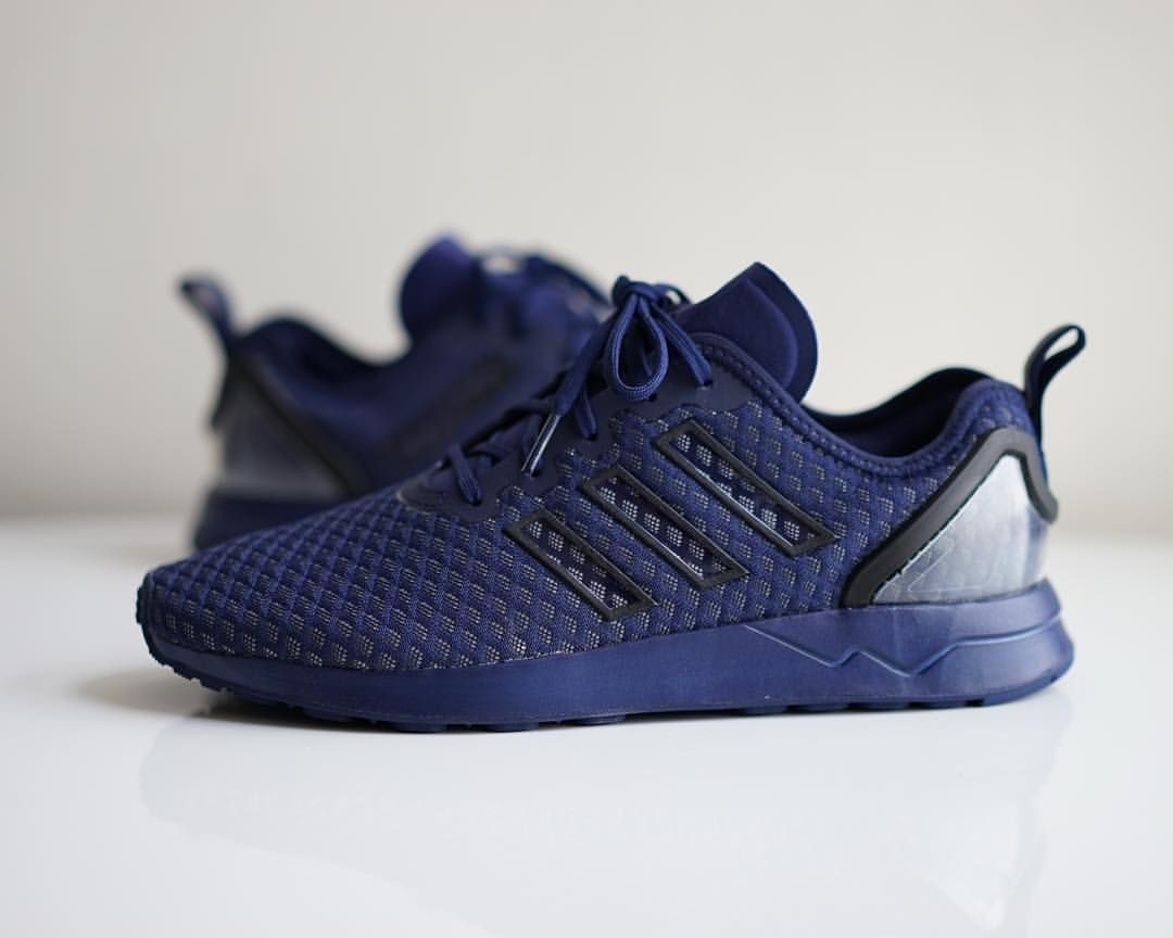 adidas originals zx flux adv blue