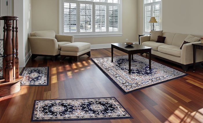 ▷ 1001 + Ideen für Traumteppich zur schönen Wohngestaltung Pinterest - wohnzimmer ideen grau