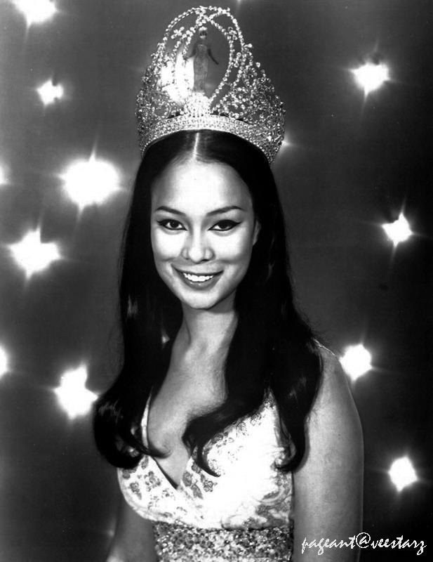 Miss Universe 1969 – Philippines – Gloria Diaz   Beauty