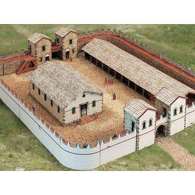 pannelli da costruzione castellum romano Costruzione