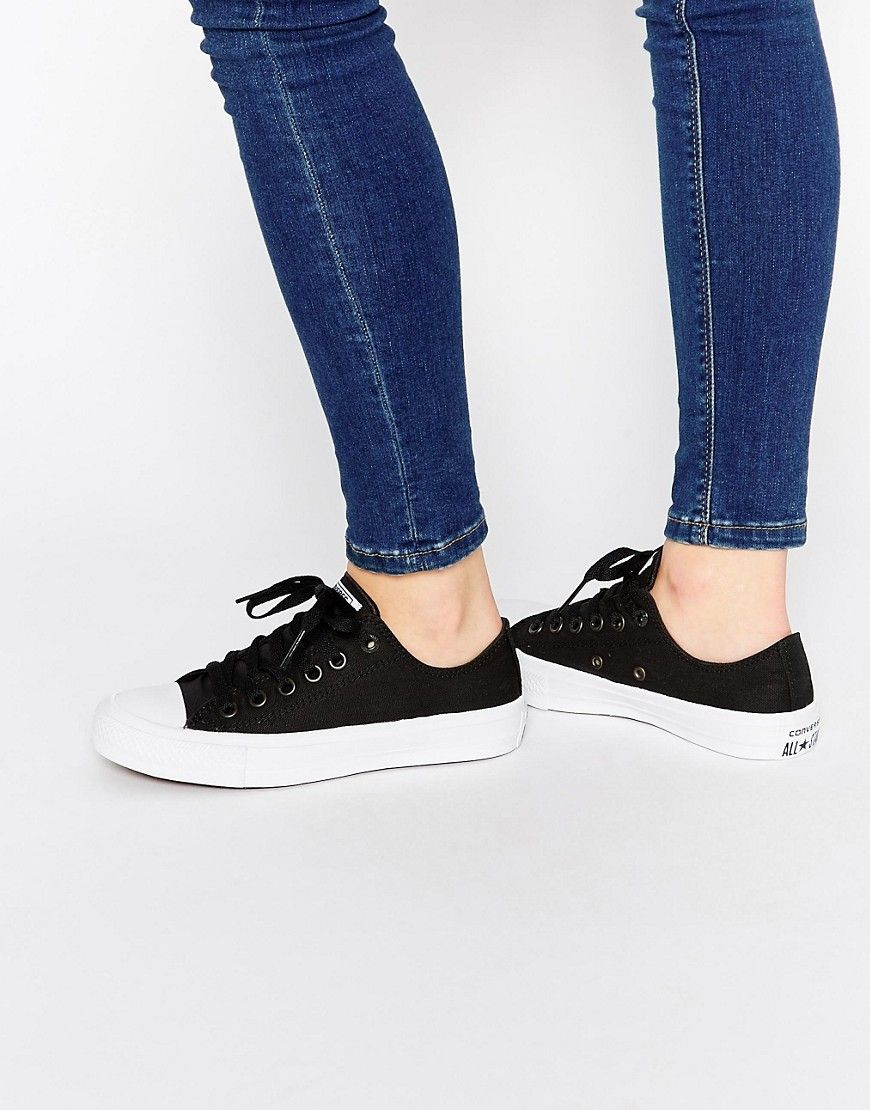 zapatillas converse negras all star