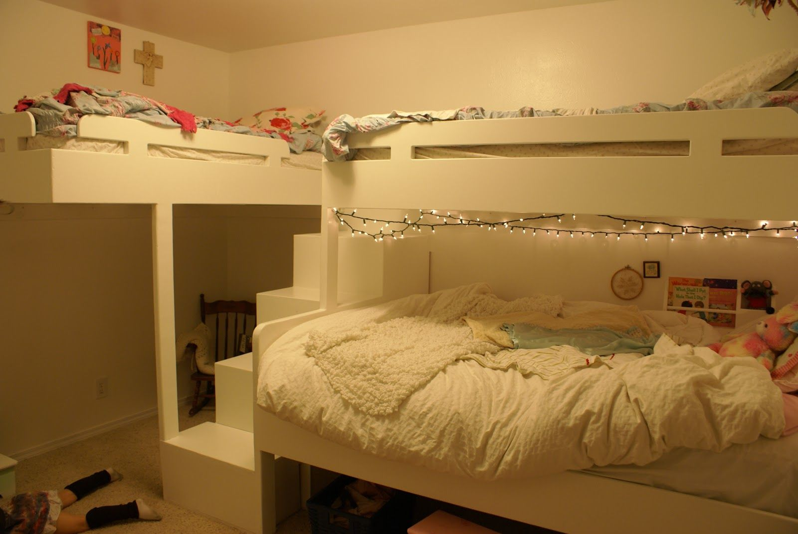 Wieberfam Bunk Beds Kid Beds Diy Bunk Bed