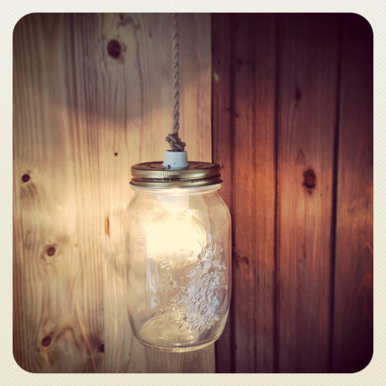 Jar-lamp   DONE