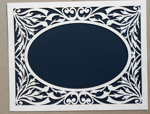 Laser-cut Photo Mats 11 by 14 Framing Photo Mats by CarvedByHeart ...
