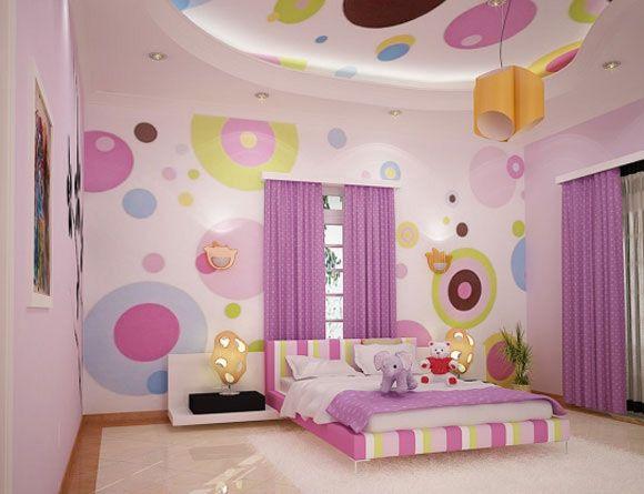 Toddler Girl Bedroom Paint Ideas Girl Bedroom Walls