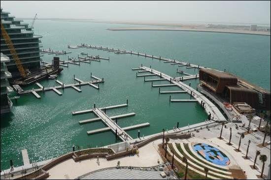Al Bandar Marina Abu Dhabi Uae Services Marina