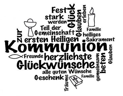 Kommunion Kommunion Erstkommunion Spruche Erstkommunion
