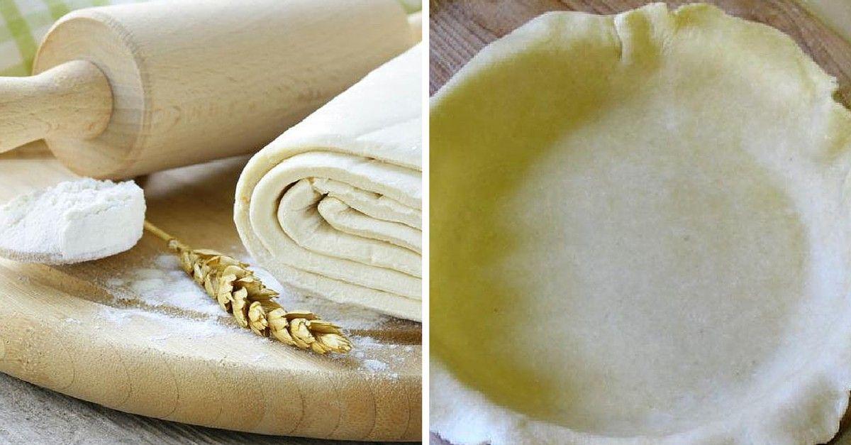 Nuestras recetas para las masas basicas de tarta