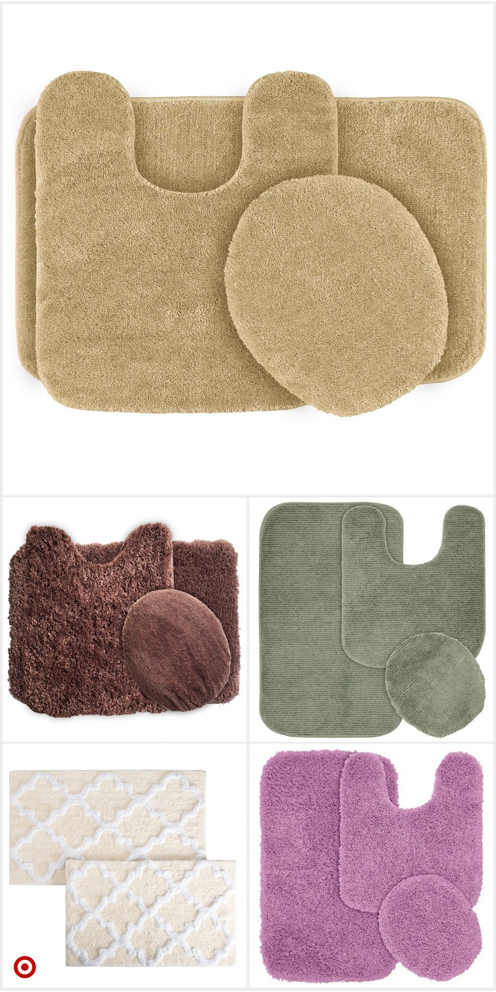 Shop Target For Bath Rug Set You Will Love At Great Low