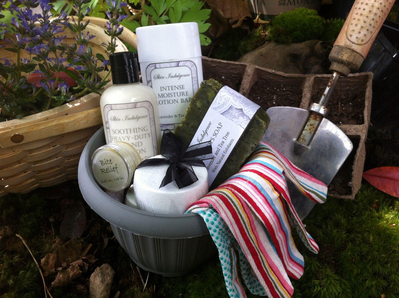 Gift Set For Gardeners Organic Birthday Housewarming Gardener
