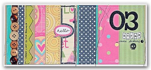 Cool Scrapbooking - French