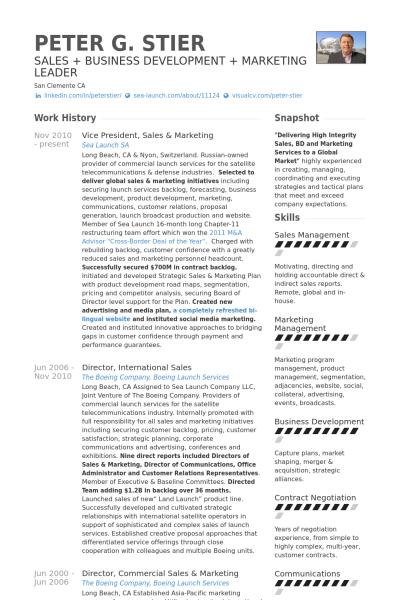 Image result for resume formats Marketing resume, Sales