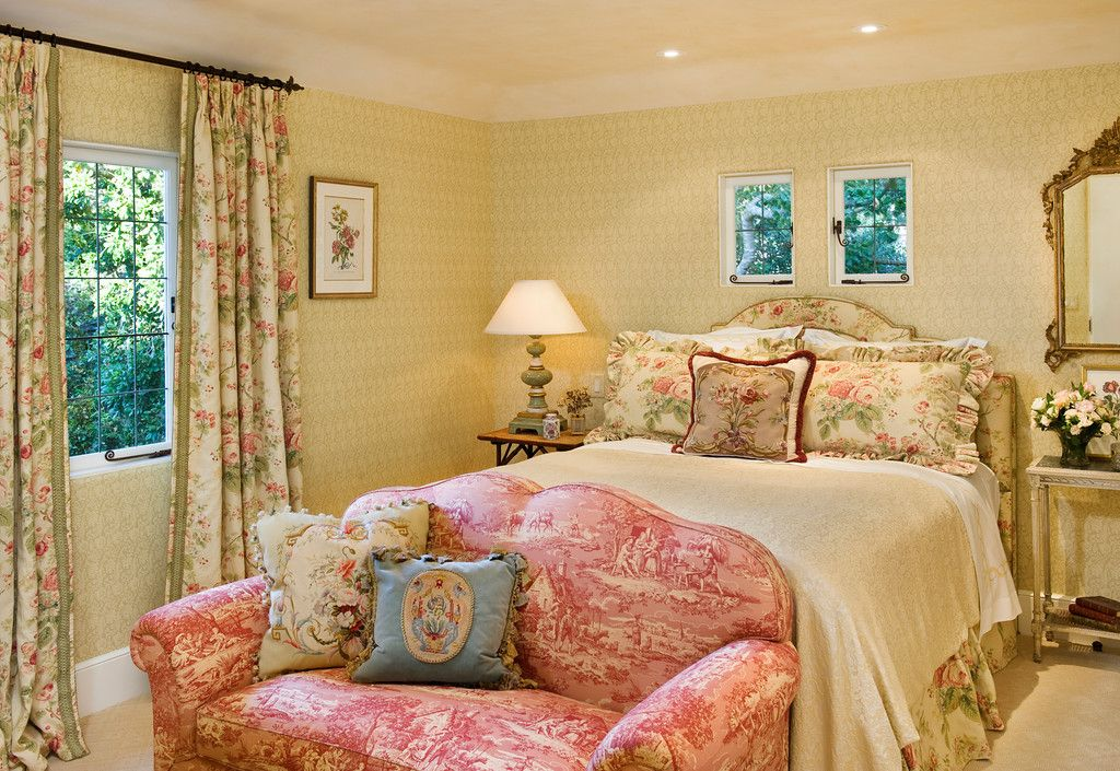 Carmel by the Sea Cottage Bedroom wwwlindafloydcom Bedrooms