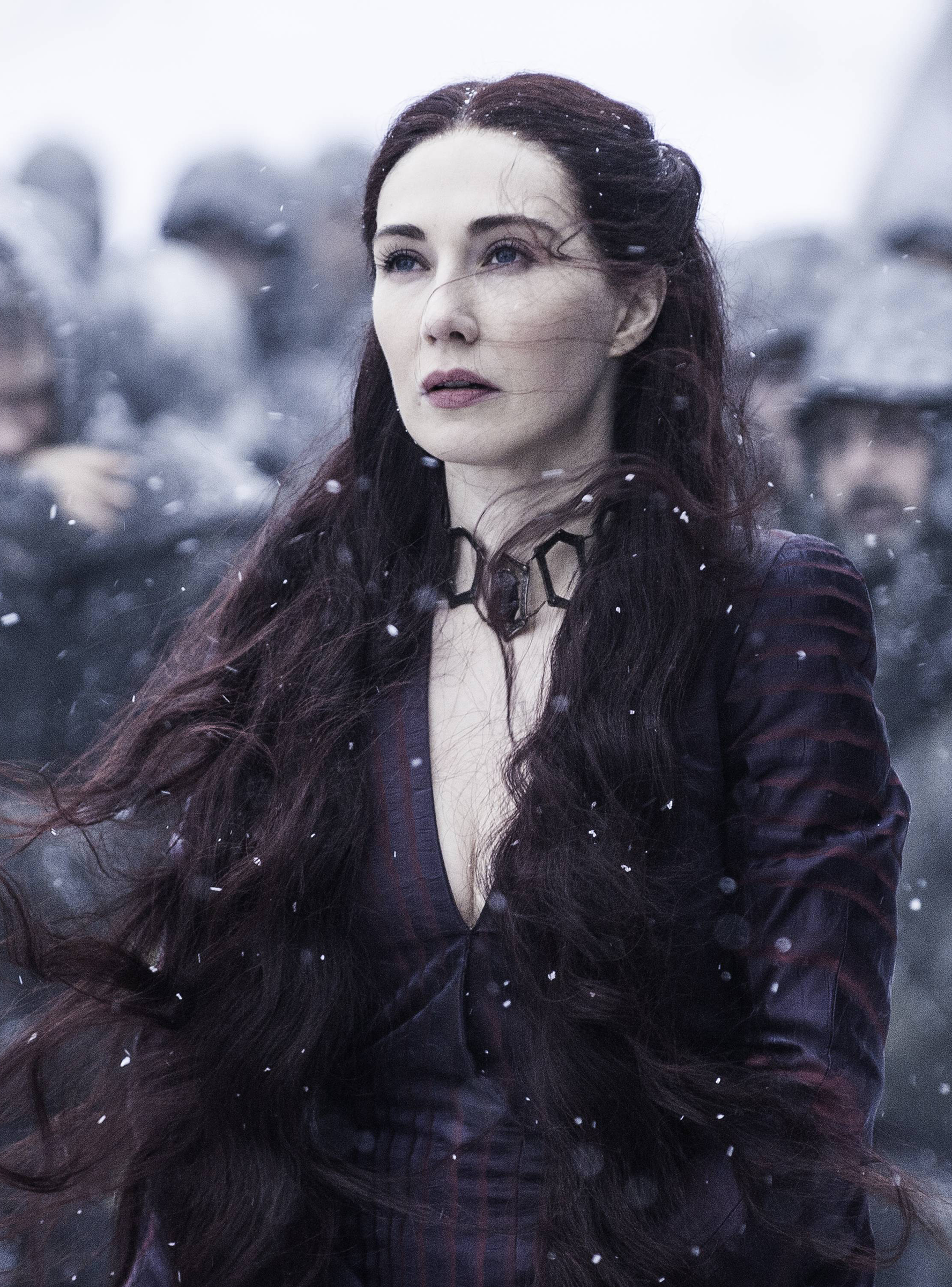 Six Weeks After Having A Baby Carice Van Houten Could Barely Speak Valyrian Carice Van Houten Jon Snow Melisandre