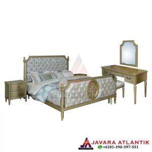 set kamar tidur klasik mewah - paket kamar tidur lengkap