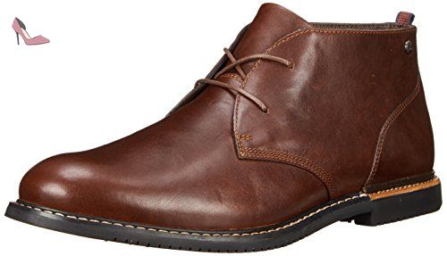 Timberland Earthkeepers frontal Country Travel Casual Oxford, color Marrón, talla 42 EU