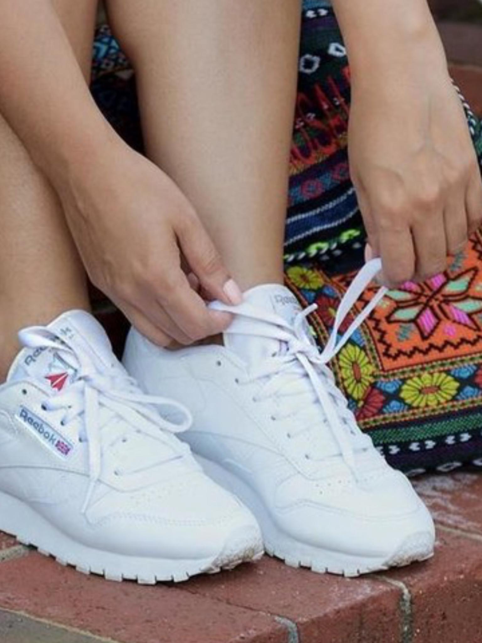Reebok classic, Beautiful shoes, Sneakers