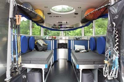 My Dream Camper 20k Wrap Around Windows With Dome Skylight