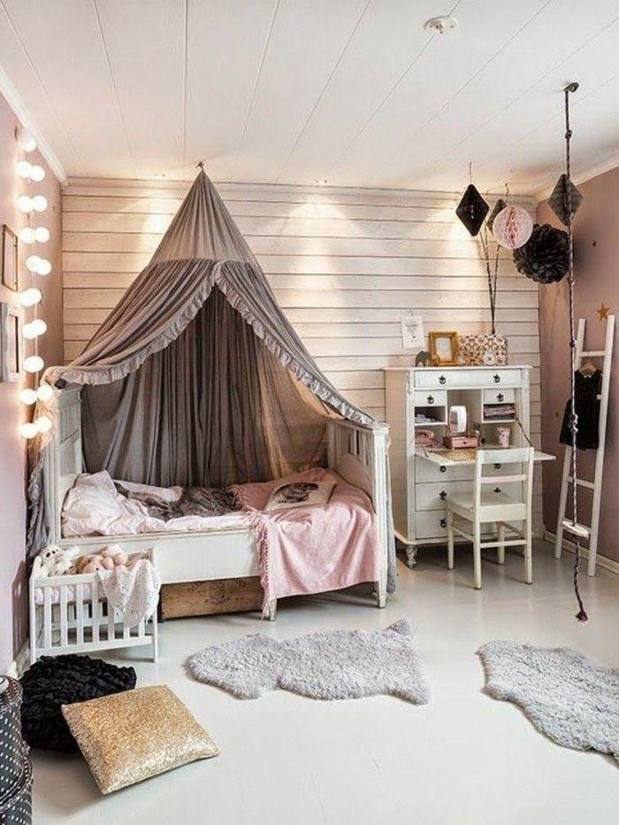 pinterest chambre ado fille