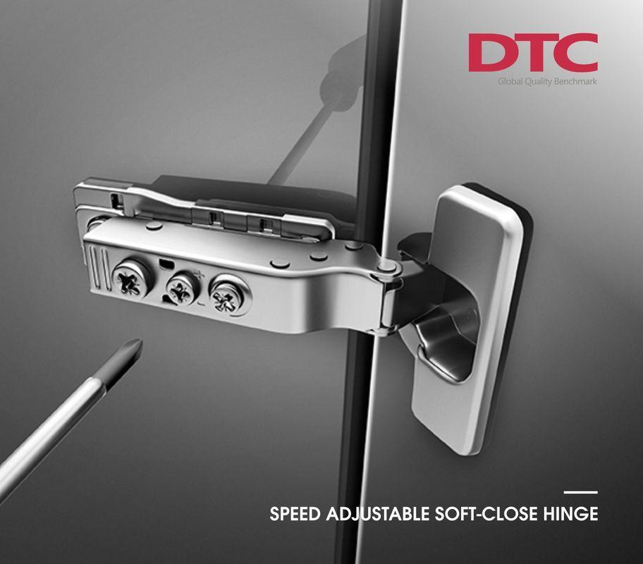 C 81 Adjustable Soft Close Hinge Decorative Hardware