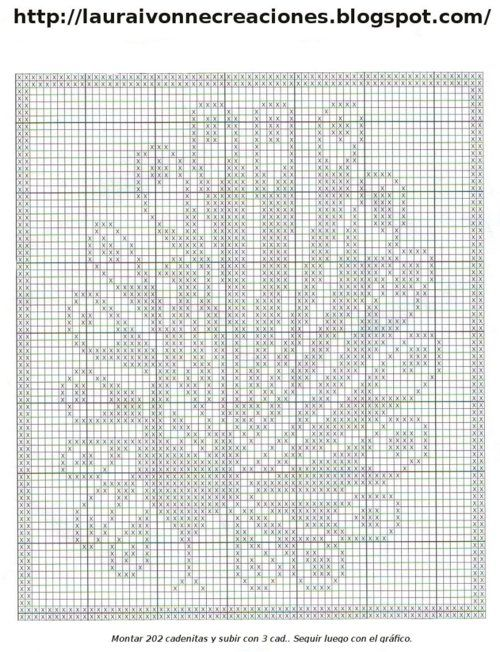 PAVO REAL   LETTYRADIO   Pinterest   Pavo real, Filet crochet and ...