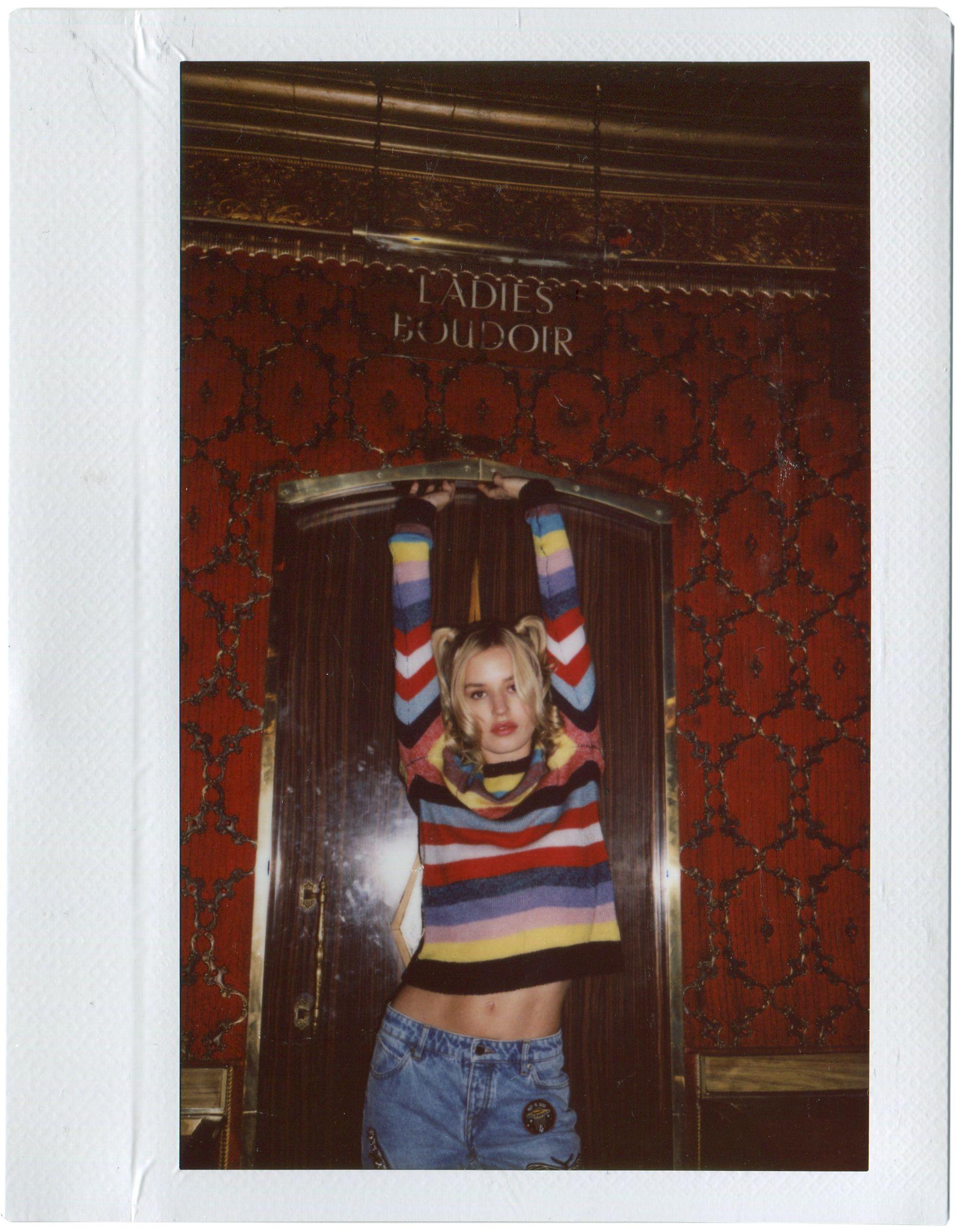 7e1d107c4 GMJ Sweater $65.00 Georgia May Jagger, Sweaters, Fotografia, Jumper  Clothing, Women's Sweaters