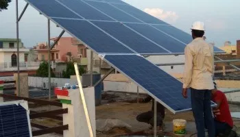 Getting Your Electricity For Free Solar Panels Solar Solar Energy Projects