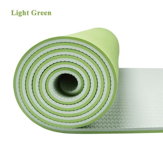 Thunder Non Slip Yoga Mat Yoga Strap Sport Mat Mat Exercises