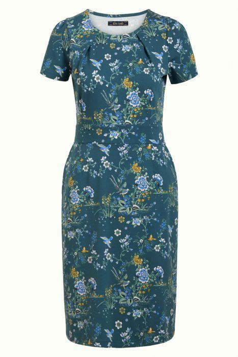 Mona Dress Griffin in 2020 | Kleid blumenmuster, Kleider ...
