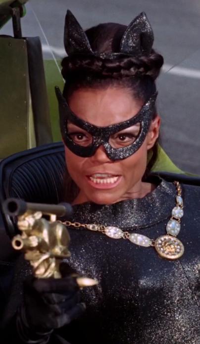 Batman The Funny Feline Felonies Episode aired 28 December 1967 Season 3   Episode 16, Director: Oscar Rudolph, Eartha Kitt . The Catwoman