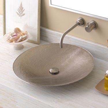 Square Smooth Copper Pedestal Sink Signature Hardware Pedestal Sink Pedestal Sink Bathroom Sink