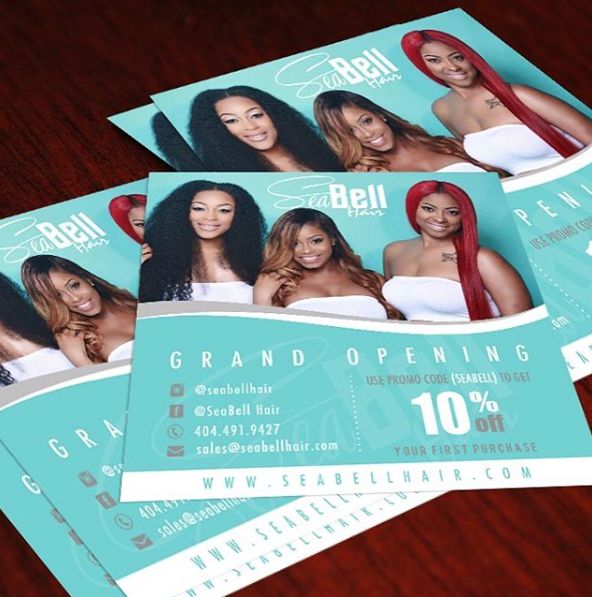 Sea Bell Grand Opening Flyer Design Created At Dt Webdesigns
