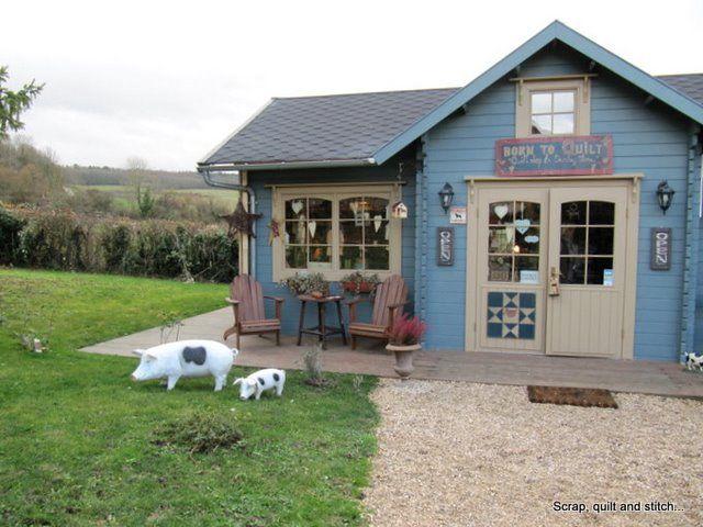 Born to Quilt shop, in France | ✿✂ Quilt Patch Paixão ... : quilt shops in scotland - Adamdwight.com
